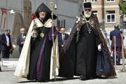 تصاویر   اسقف اعظم در یکصد و پنجمین سالگرد کشتار ارامنه در تهران