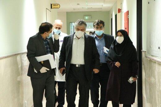 تشکیل تیم درمان در شهرستان خوی برای کاهش فوتیهای کرونایی
