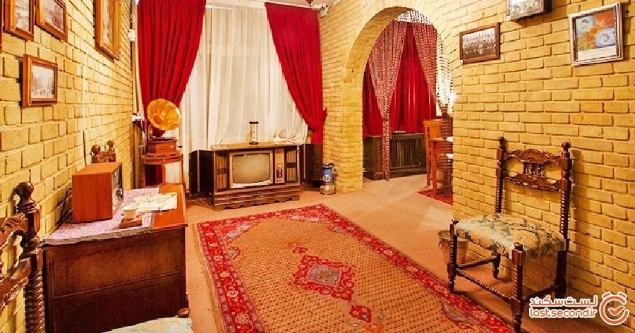 اتاق فرار طهران ۱۳۴۶