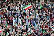 ببینید | یوری ژورکایف پاسخ داد:چرا فیفا پذیرفت فقط ۵ هزار زن ایرانی به ورزشگاه بیایند؟