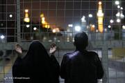 ببینید   حال و هوای اولین سحر رمضان در اطراف حرم رضوی
