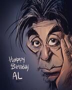 """تولدت مبارک آقای """"اَل""""!"""