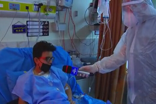 ببینید | نخستین عمل قلب باز کودک مبتلا به کرونا در ایران