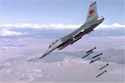 ترکیه: ۳۲ عضو پ. ک. ک در عراق و سوریه کشته شدند