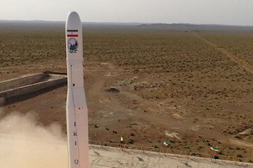 ماهواره ایران نه فقط خاور میانه، بلکه تمام جهان را تغییر می دهد