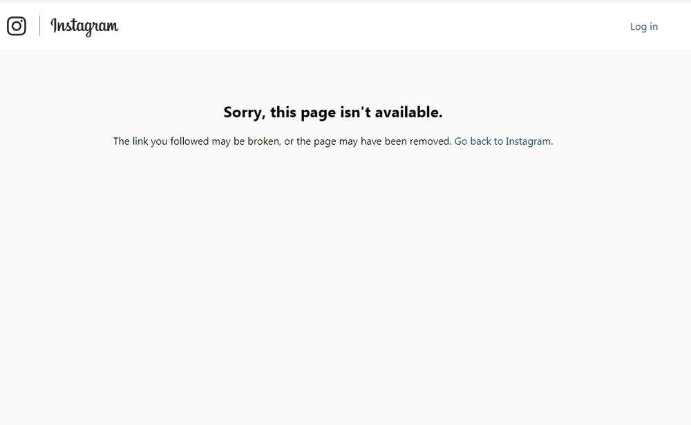 صفحه اینستاگرامی تتلو مسدود شد