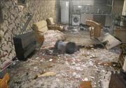 آتش سوزی وحشتناک در خانه ویلایی/ مرد راننده همسر دوم خود را کشته و بلافاصله خودکشی کرده؟