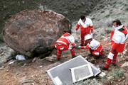 عکس | سقوط مرگبار سنگ 50 تنی بر روی جستجوگر عتیقه
