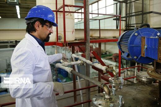 تولید انبوه الکل ۹۹.۹ درصد ایرانی