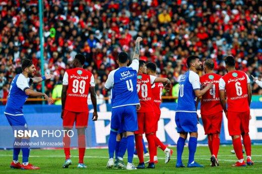 استقلال و پرسپولیس  از خرید بازیکن و مربی خارجی محروم شدند!