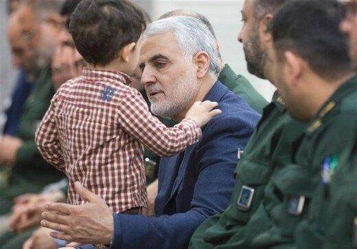 عکسهای کمتر دیده شده از سردار شهید سلیمانی