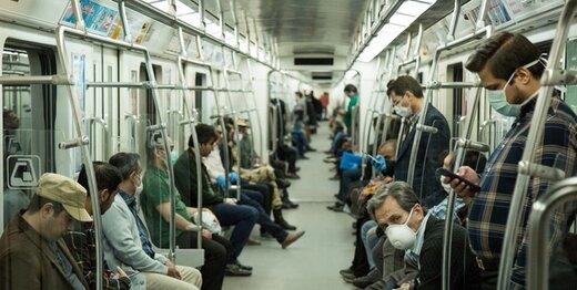 مدیرعامل مترو: طرح استفاده اجباری از ماسک در مترو ابلاغ رسمی نشده است