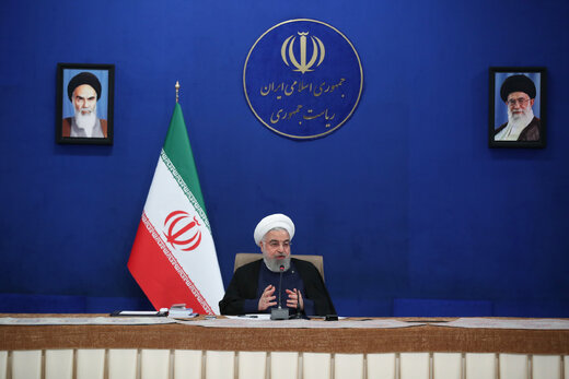 Rouhani outlines safety protocols from social distancing to smart reopening