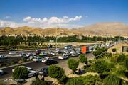 وضعیت جوی و ترافیکی جادههای کشور در دهم اردیبهشت
