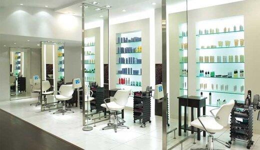 پلمب ۲۰ آرایشگاه متخلف در تهران