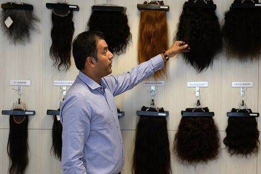 بازار داغ خرید و فروش مو؛ از ۲۰۰ تا یک میلیون و ۵۰۰ هزار تومان!