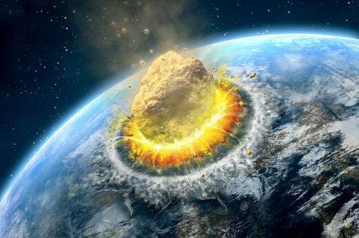 ببینید | برخورد شهاب سنگ به زمین؛ از شوخی مهران مدیری تا امروز که به نزدیکترین فاصله رسید