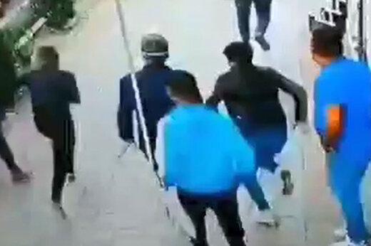 ببینید | کیف قاپی در اسلامشهر در یک چشم بهم زدن!
