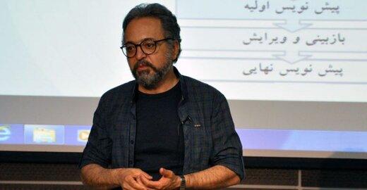 مهرداد زاهدیان:نمایش فیلمهای هنری در قالب وی او دیها کمک کننده است