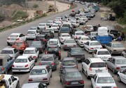 جادههای شرق تهران شلوغ است/ رانندگان به سفرهای غیرضروری در مناطق کوهستانی نروند