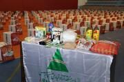 توزیع ۵۰۰ بسته معیشت و سلامت در شهرستان جلفا