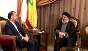 واکنش دستیار ویژه لاریجانی به تروریست خواندن حزب الله لبنان از سوی آلمان
