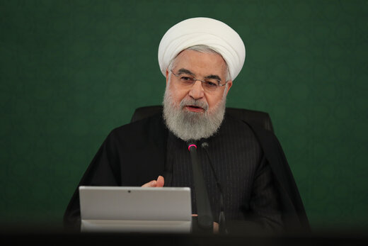 President Rouhani congratulates Iraq's new PM on election