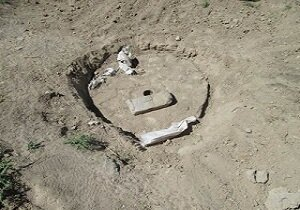 پلمب ۳۰۰حلقه چاه غیرمجاز در قزوین
