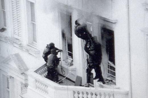 ببینید | پشت پرده ماجرای گروگانگیری در سفارت ایران در لندن