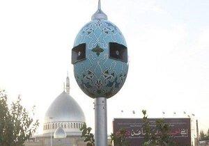 پخش نغمههای رمضانی از برجهای اذان شهر مقدس قم