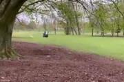 ببینید | ترفند  بودار سوئد برای دور نگه داشتن مردم از پارک ها!