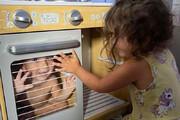 ببینید | تصاویری که والدین از کودکان خود در روزهای قرنطینه منتشر کردند