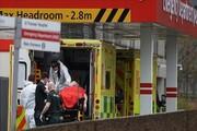 انگلیس در شمار فوتیهای کرونا رکورد تازه ثبت کرد