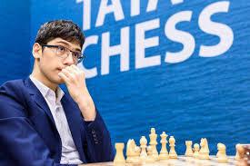 کار ستاره ایرانی شطرنج با باخت تمام شد