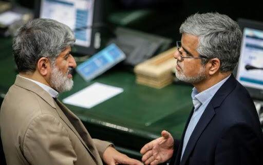 پیام محمود صادقی خطاب به علی مطهری