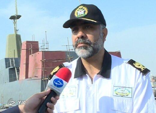 اخباری جدید از الحاق ۲ ناوشکن جدید به نیروی دریایی ارتش