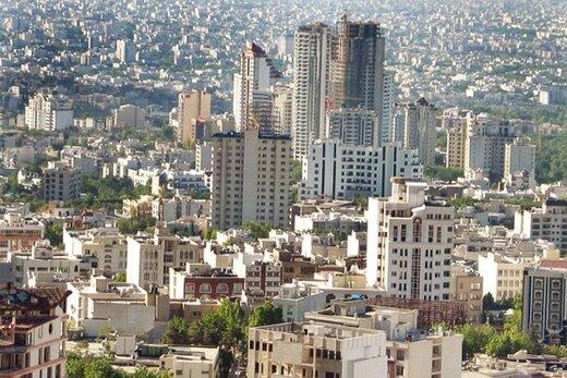 قیمت آپارتمان در تهران؛ ۱۲ اردیبهشت ۹۹
