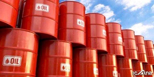 نفت بالاخره بالا رفت
