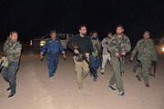 ببینید | تصاویری از نبرد شب گذشته حشد الشعبی با تروریستهای داعش در عراق!