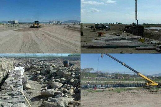 پروژه کمربندی سبز قزوین به بهره برداری می رسد