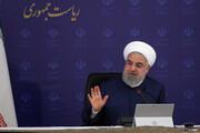 """روحاني يعلن عن اعادة فتح المساجد في مناطق """"بيضاء"""""""