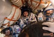 توصیههای فضانوردان برای راحت تر سپری کردن قرنطینه! +تصاویر