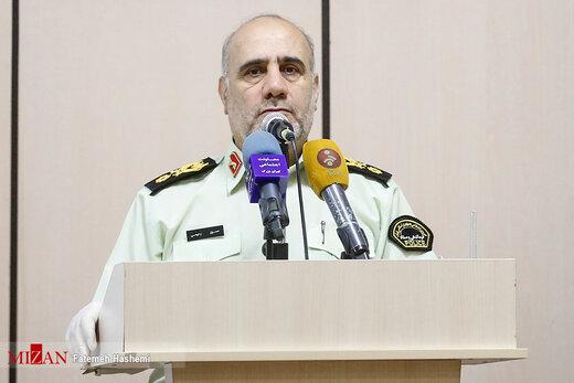 نگرانی پلیس راهور از ترافیک گره خورده تهران: طبیعی نیست