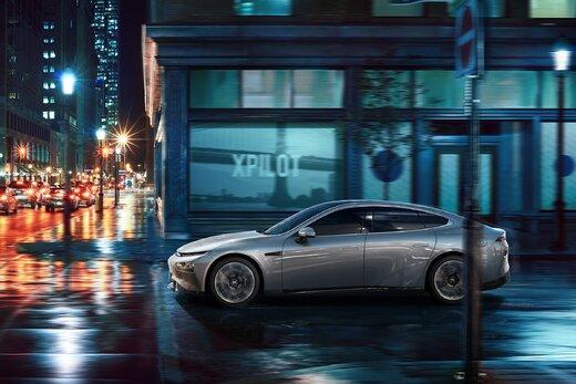 شرکت Xpeng از خودرو برقی جدید خود P۷ رونمایی کرد