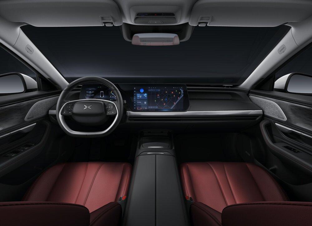 شرکت Xpeng از خودرو برقی جدید خود P7 رونمایی کرد.