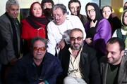 ببینید | فیلم زیرخاکی از همخوانی مهناز افشار ، حامد بهداد ، مهرجویی ، پورشیرازی و رضا عطاران!
