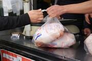 قیمت مرغ و بوقلمون در بازار ماه رمضان