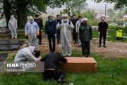 تصاویر | کرونا همچنان قربانی میگیرد