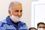 ببینید | محمدعلی نجفی با دستکش و ماسک در دادگاه قتل میترا استاد