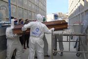 ببینید | تصاویری تلخ از حفر گورهای دستهجمعی و دفن قربانیان پرشمار کرونا در برزیل